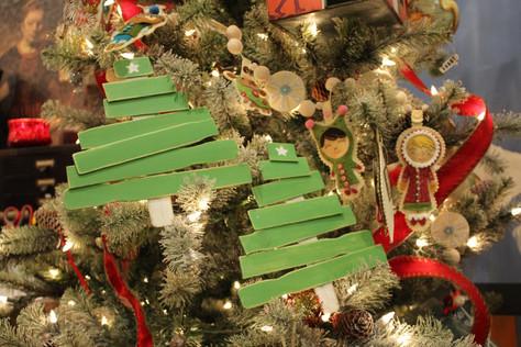 O Christmas Tree! Kids Craft!