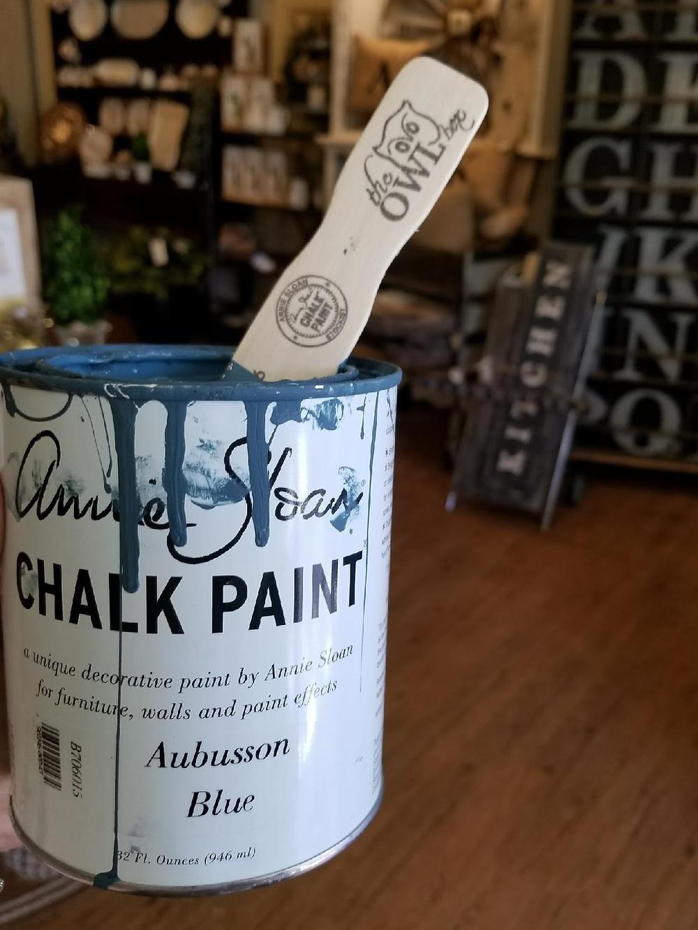 Aubusson Blue - Chalk Paint® by Annie Sloan