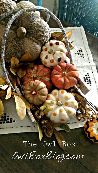 Painting Pumpkins with Chalk Paint® by Annie Sloan