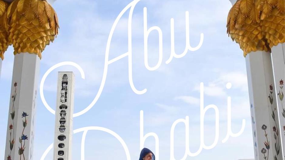 Dazzling Abu Dhabi