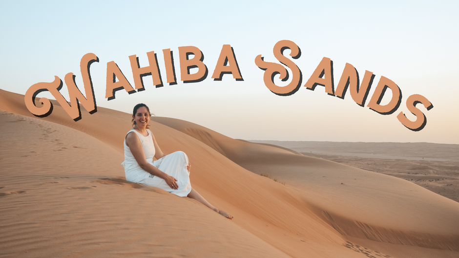 Seas of Sand: Camping in the Wahiba Desert