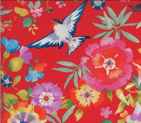 Lulu -Flights of fancy - Geranium