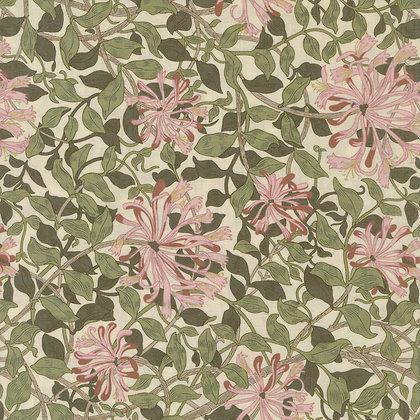 Granada Morris & Co Collection - Honeysuckle Green