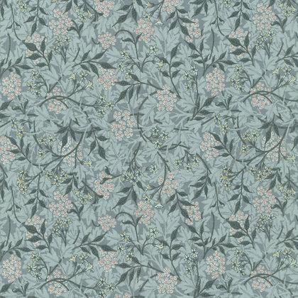 Granada Morris & Co Collection - Jasmine Aqua