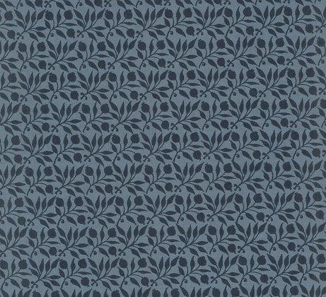 Granada Morris & Co Collection - Rosehip Indigo