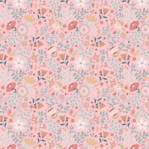 Goose Greek Gardens -   Wildflower pink