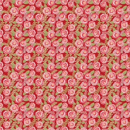Kaisley Rose - rosalie red