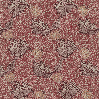 Granada Morris & Co Collection - Apple Red