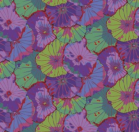 Lotus Leaf Wide Back - Purple