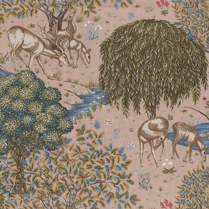 Granada Morris & Co Collection - The Brook Small Blush