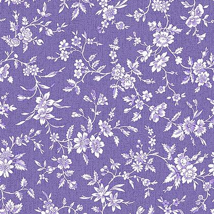 Lavender Fields - Margaux Small Flower Purple