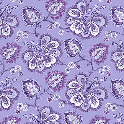 Lavender Fields - Violette Allover Light Purple