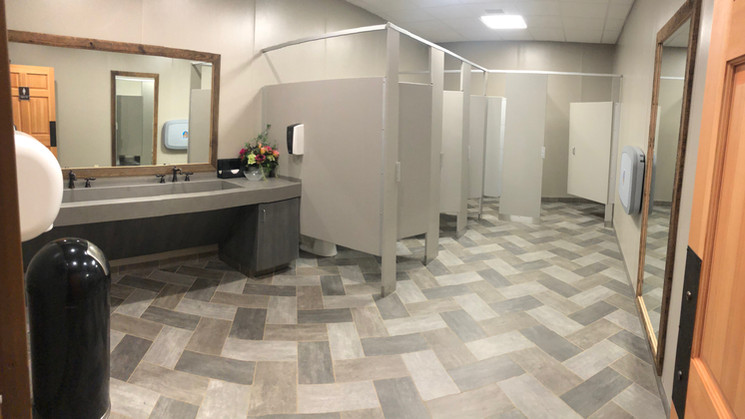 Event Room Restroom