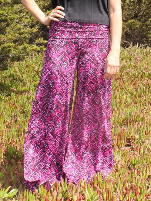 Pink Goddess Flare Pants