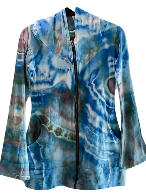Gypsy Bell Hoodie - Lrg - One of a Kind