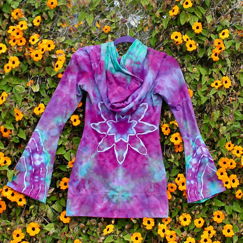 One of Kind - Eirene Gypsy Bell Hoodie