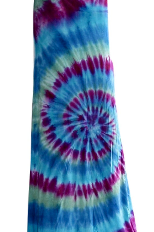 Tie Dye Skirt #8 One of a Kind