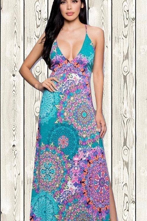Jillian Dress Multi