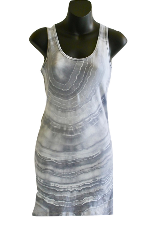 Razor Back Tank/Dress - One of a Kind