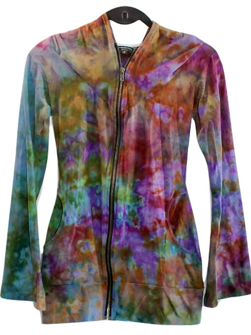 Gypsy Bell Hoodie - One of a Kind - Sml
