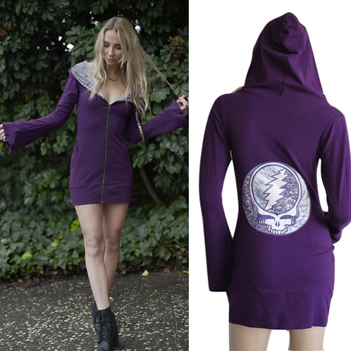 Stealie Gypsy Bell Hoodie - Limited Edition