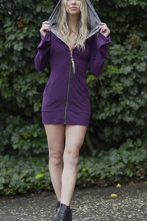 Gypsy Bells Hoodie/Dress