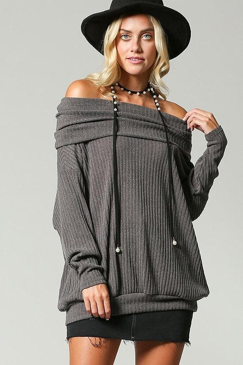 Ky Sweater Grey