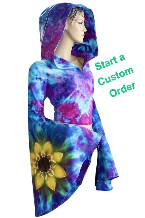 Create a Custom Order - Cali Bell Crop Top