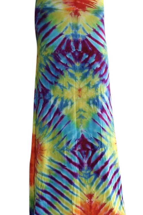 Tie Dye Skirt #7 One of a Kind