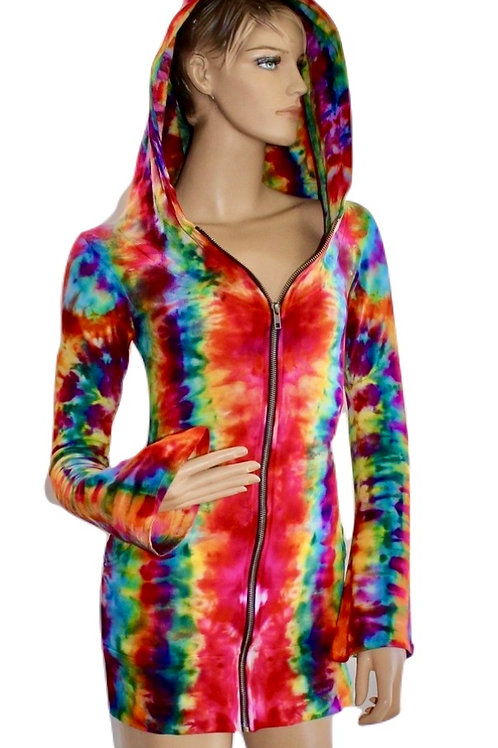Gypsy Bell Hoodie (XS) - One of a Kind