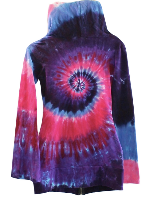 Gypsy Bell Hoodie - Med - One of a Kind