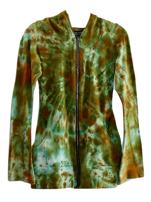 Gypsy Bell Hoodie - One of a Kind - Med