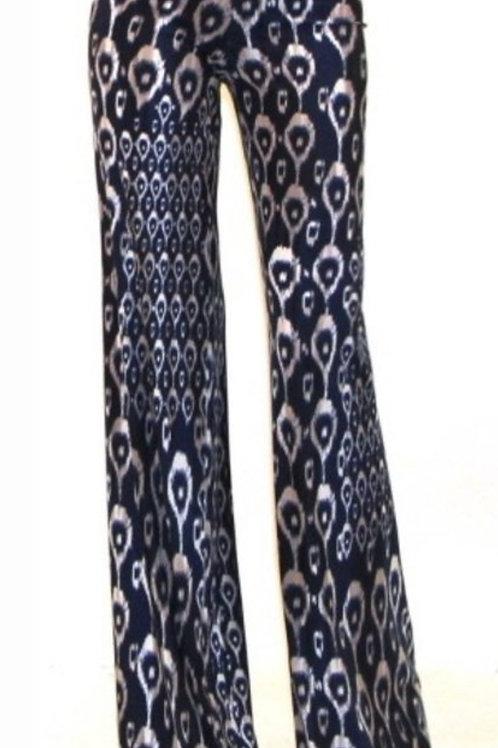 Shutter Blues Flare Pants