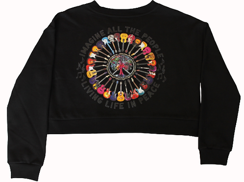 Bella Crop Sweatshirt