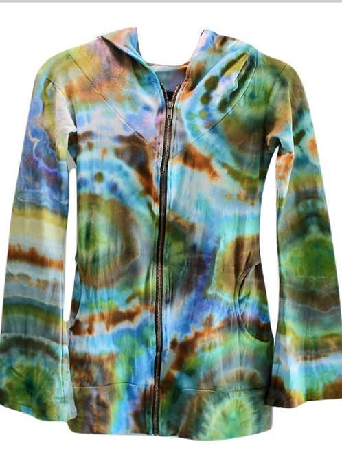 Gypsy Bell Hoodie - Sml - One of a Kind