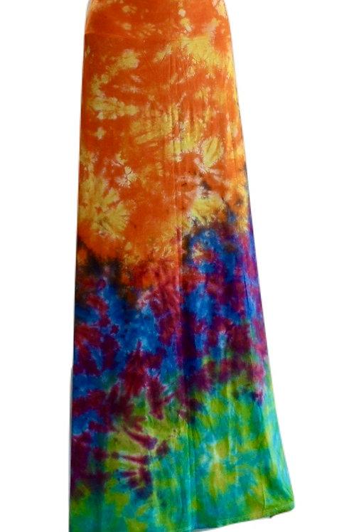 Tie Dye Skirt #28