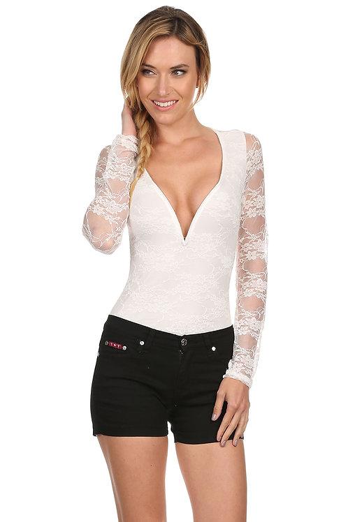 Love Me Lace Bodysuit