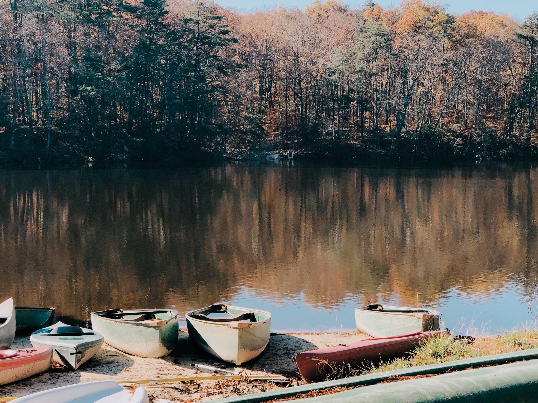 Kayak and Canoeing