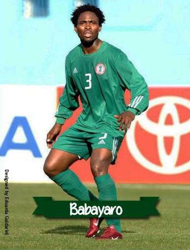 1f517a78b1930 Top 10 Melhores Jogadores da História da Nigéria