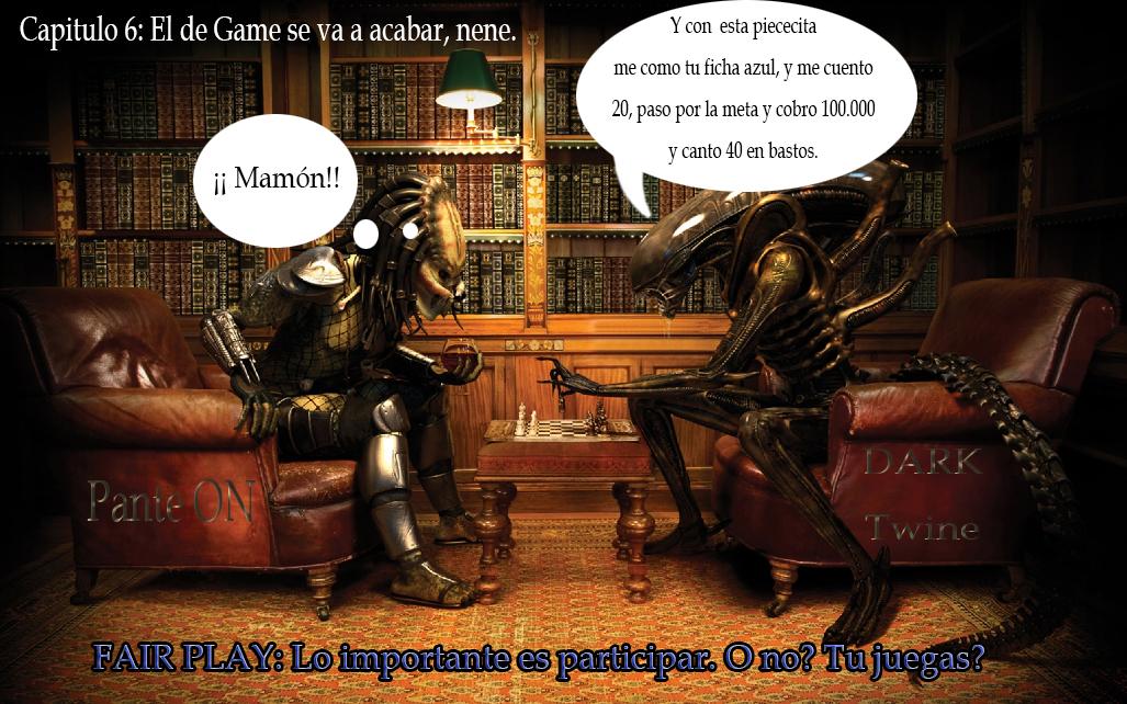 Cap 6 EL GAME