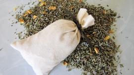 Using Herbal Moth Sachets