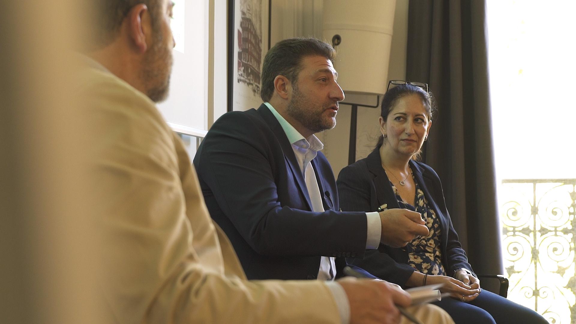 Interview H. Cebula et F. Lévy