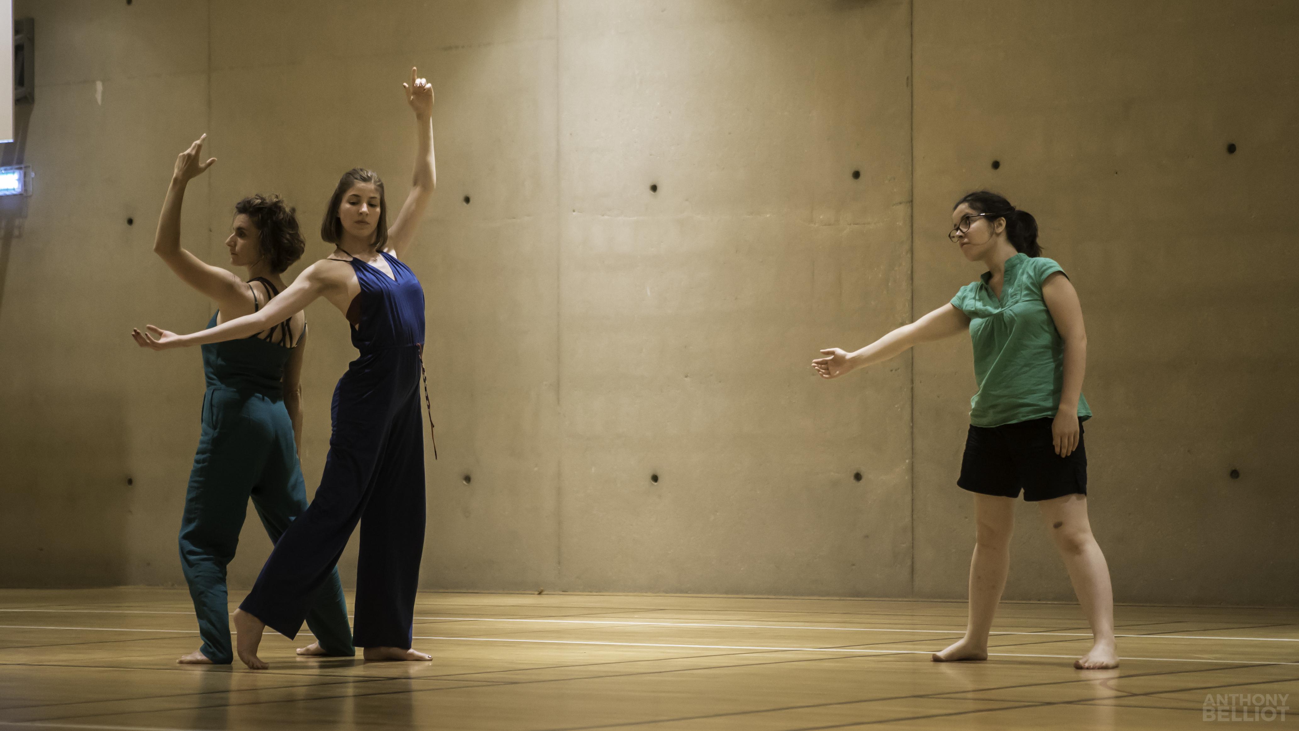 Danse d'improvisation