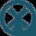 Offcial logo DCA transparant blue.png
