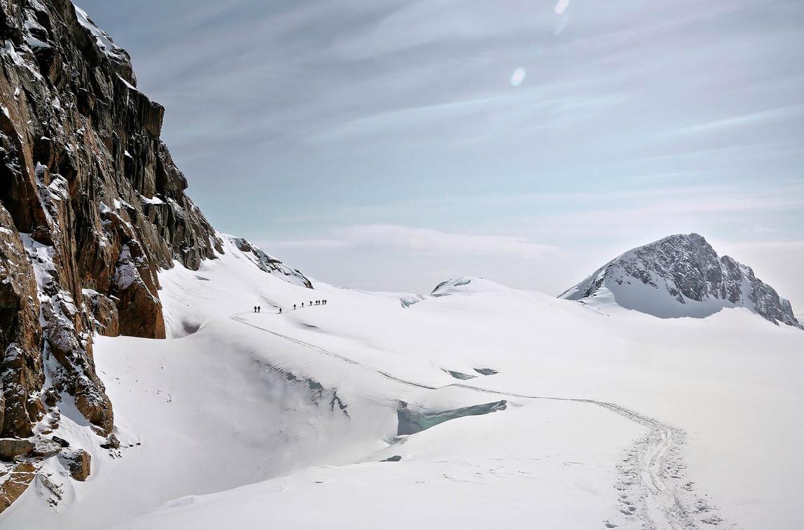 Groenland | Cordée