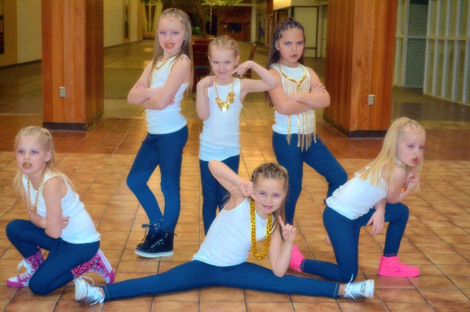 Kalispell dance studio.