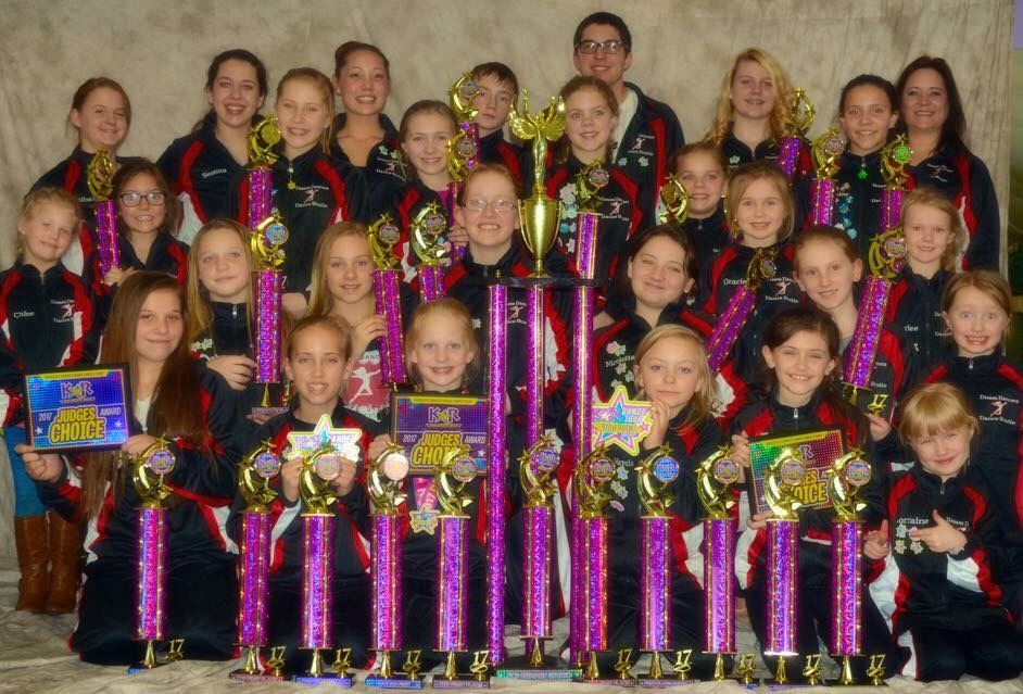 Montana dance studio wins big.