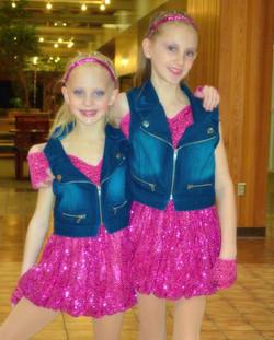 Tap dancing recitals and classes.