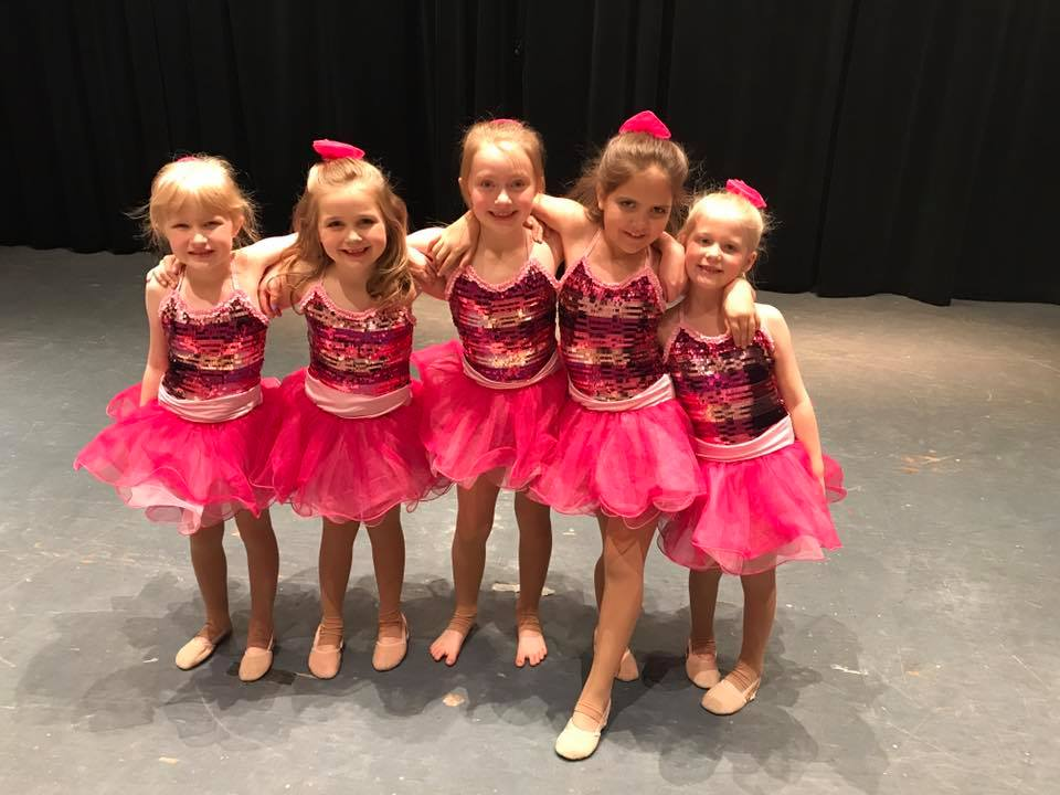 kids dance classes and recitals.