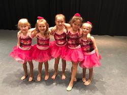 kids dance classes and recitals.